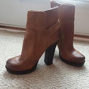 Jessica Simpson Shoes - Jessica Simpson Callian leather boots. Sz. 8